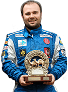 Алеш Лопрайс – InstaForex Loprais Team командасының пилоты