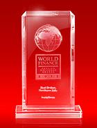 World Finance Awards 2013 сыйлығының тұжырымы бойынша солтүстік Азияның үздік брокері