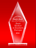 ShowFx World 2012 - The Best Broker in Eastern Europe