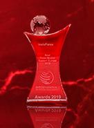 ราววัล The Best Forex Broker Eastern Europe ประจำปี 2019 จากทาง International Business Magazine