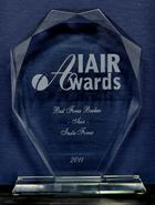 IAIR Awards тұжырымы бойынша 2011ж. Азияның үздік брокері