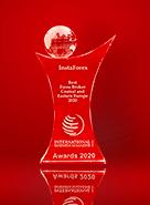 International Business Magazine тұжырымы бойынша Орталық және Шығыс Еуропаның үздік Форекс брокері