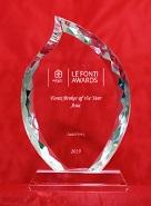 Le Fonti Awards тұжырымы бойынша Азияның үздік брокері 2019
