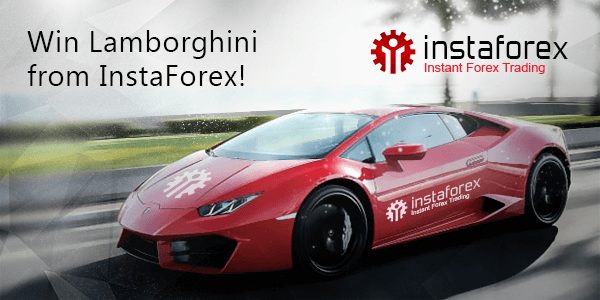 Win Lamborghini from InstaForex!