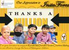 InstaForex helps Ronald McDonald Children's Charities Fund of Malaysia