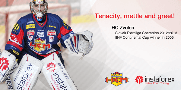 Team up with us - win with InstaForex and Zvolen!